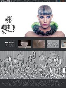 Craftspace Homepage