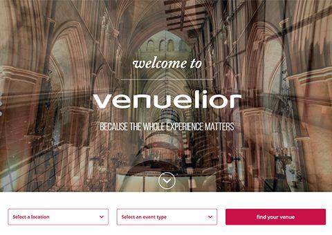 Venue Elior Web Design